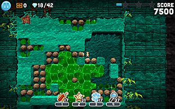 Boulder Dash 30th anniversary screenshot