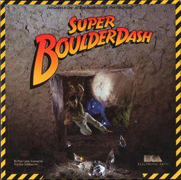 Super Boulder Dash 3 Cover Image Apple