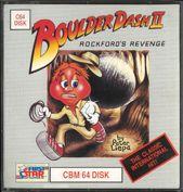 Boulder Dash 2 Cover Image