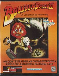 Boulder Dash Cover Image