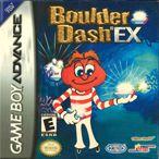 Boulder Dash EX Game Boy Advance GBA