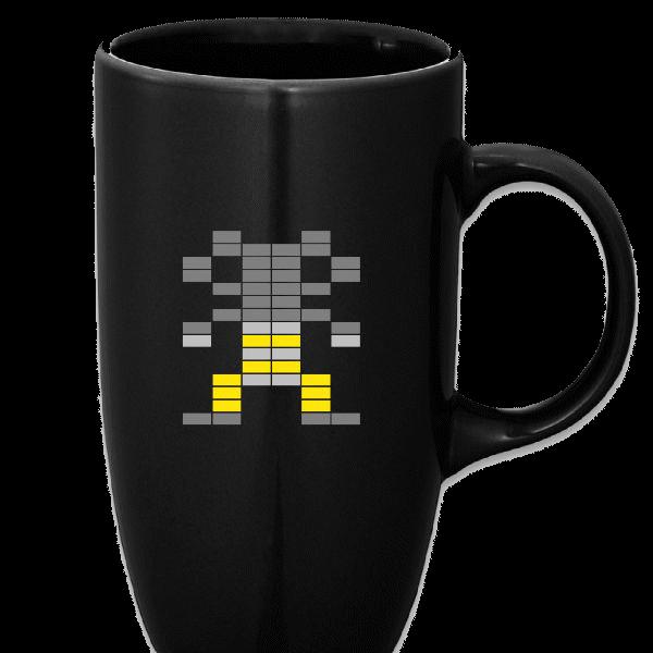 t-shirt Boulder Dash cup