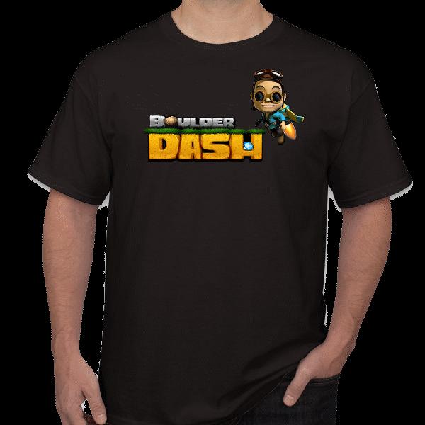 t-shirt Boulder Dash 5