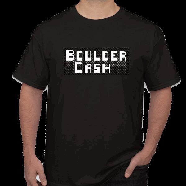 t-shirt Boulder Dash