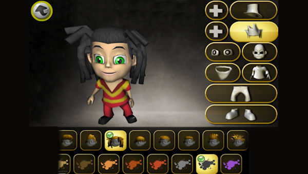 Boulder Dash Customisation screenshot preview