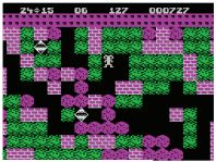 [Spectrum] This cave provided multiple ways to get Rockford accidentally trapped…