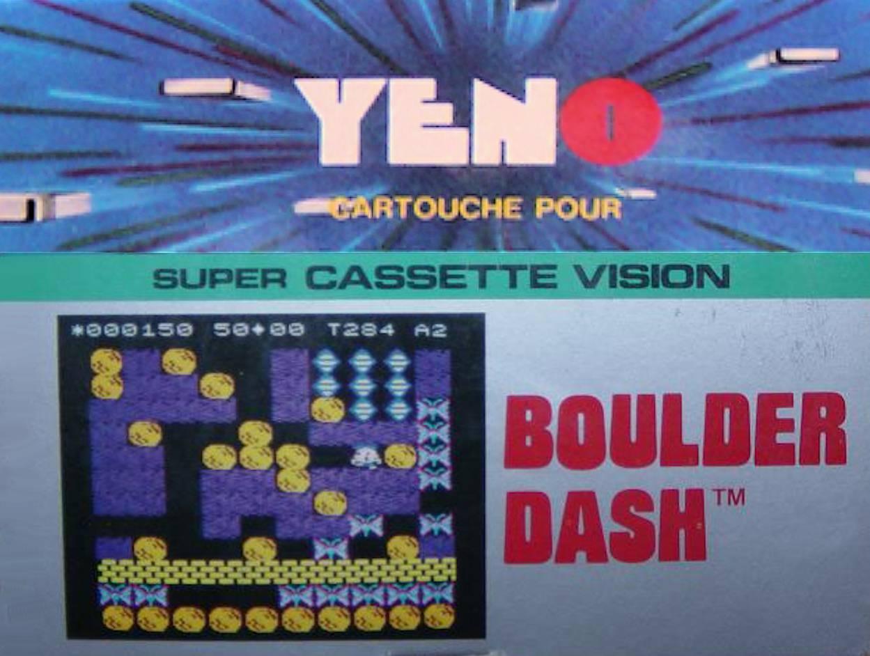 Yeno Super Cassette Vision