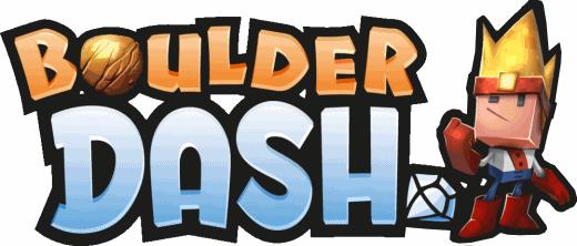 Boulder Dash 30th Anv. Logo