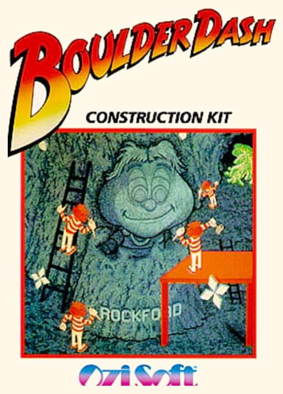 Boulder Dash Construction Kit OziSoft