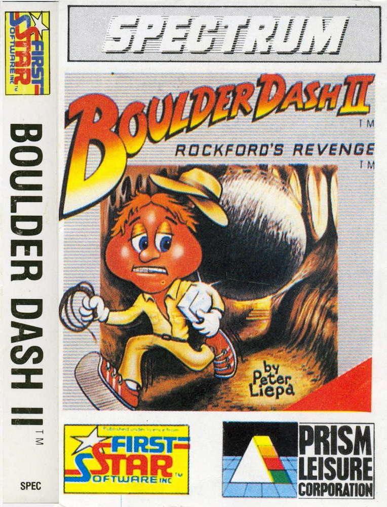 Boulder Dash II Spectrum