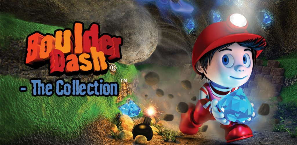 Boulder Dash the Collection