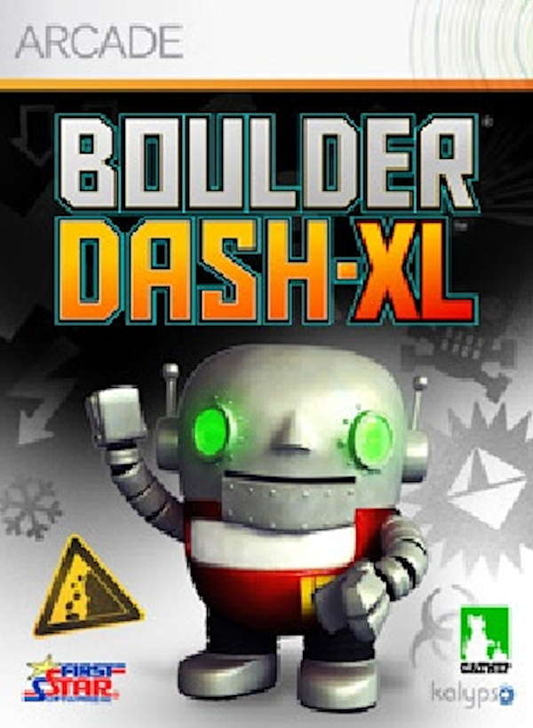 Boulder Dash XL XBOX 360