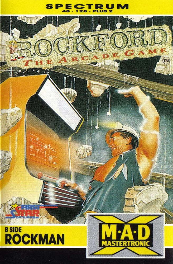 Rockford Spectrum 48 128 plus 2